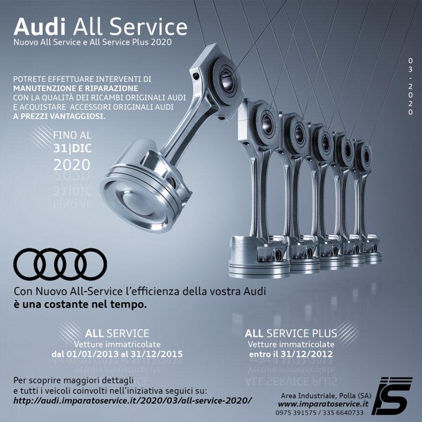 Audi All Service 2020