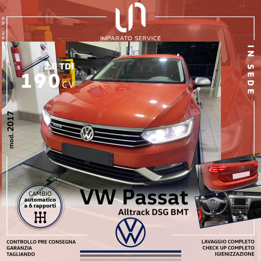 Volkswagen Passat Alltrack 2.0 TDI 190Cv/140Kw DSG BMT