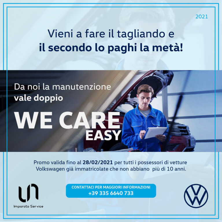 We Care Easy | Volkswagen