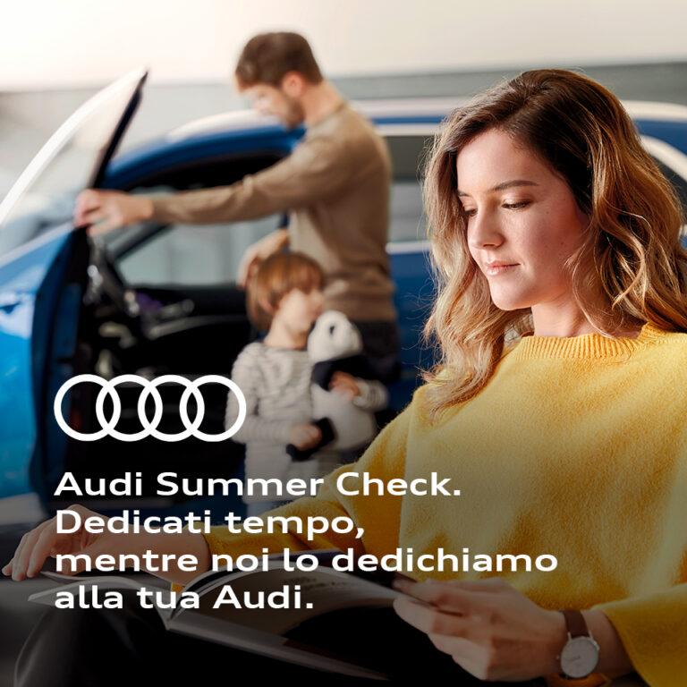 Audi Summer Check